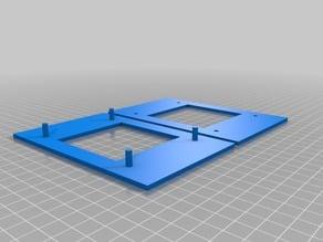 6x6 Negative Holder for Digitizing -JCHP