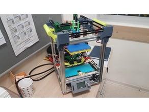 Micro CoreXY Printer
