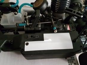 Kyosho FW-06 radio box cover