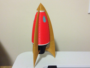 Luxury Rocketliner