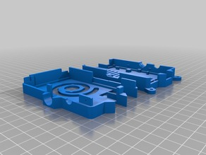Raspberry Pi mount/box