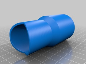 Bosch GEX 125-150  vacuum hose for vac 35mm / Absaugadapter für Staubsauger 35mm