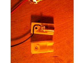 Laser Diode Holder and Wire Clamp