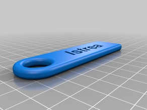 Istrea Personalized Key Chain