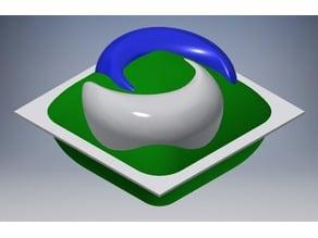 Accurate Tide Pod and Jello/Food Mold