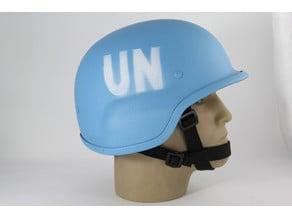 UN helmet