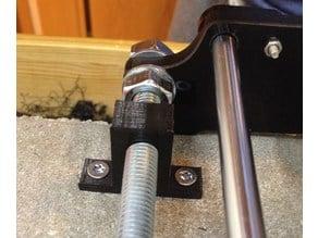 10mm threaded rod brackets