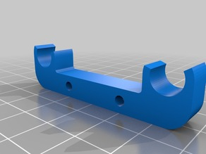 X-axis EndStop Clip for Prusa i3