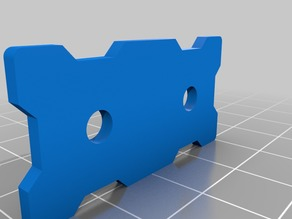 2040 Extrusion Shim Spacer