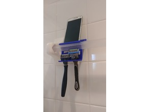Towel Rack Shower Caddy