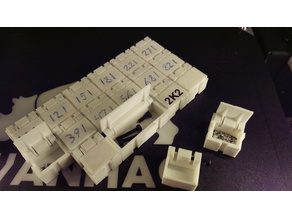 modular SMD containers