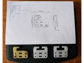 Drawer Guide for Custom Cabinet