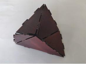Steffen's flexible polyhedron