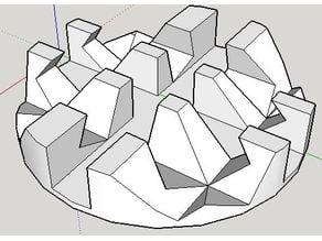 Soporte celular multi angular