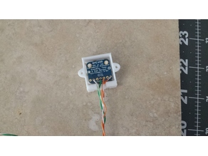 Adafruit BME680 Sensor Mount