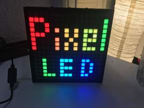 PIXELART LED animation matrix