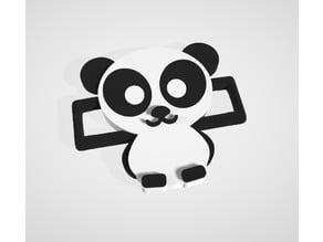 Panda Lace Lock (POP Lace) - Bicolor compatible