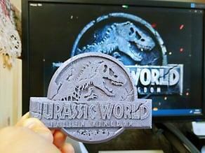 Jurassic World 2 Logo
