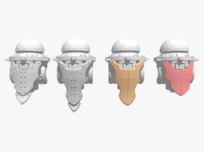 Dominion Crusader MK3 - Crotch Armor
