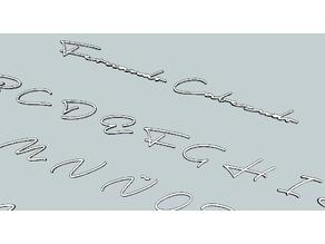 Letras / Letters Autograf_PersonalUseOnly (trial)