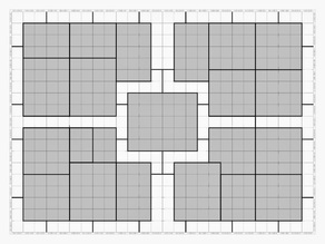 HeroQuest Basic Board Tiles