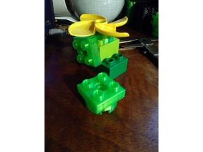 Duplo Snap Rotation Joints