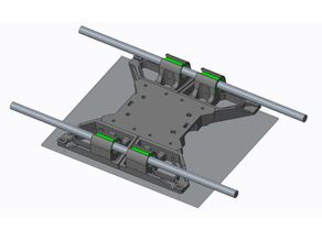 Tevo Bed support dual Y version