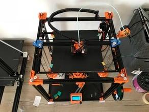 Tronxy X5S - upgraded parts für x-y axis