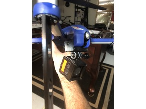 Runcam 3 mount for Bugs 3