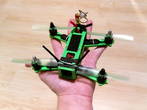 Froggy 150 micro FPV racer