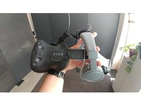 Vive Welding headgear adapter (headphone friendly)
