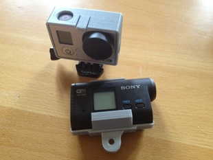 Sony Action Cam GoPro mount