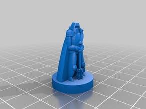 Human Cleric D&D Miniature