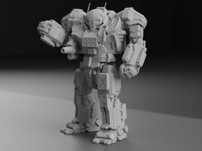 "AS7-D Atlas ""Danielle"" for Battletech"