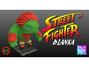Street Fighter BLANKA