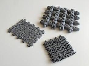 Seg Wave - Experimental 3D Fabric