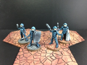 Dominion Task Force (28mm scale)