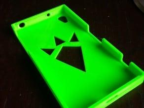 Sony Xperia Z2 Zelda mobile phone Cover
