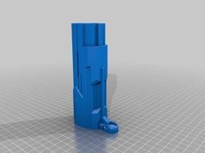 Nerf Rapidstrike Muzzle Battery Case Lock - E