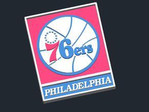 Philadelphia 76ers - Logo