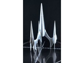 Cosmostrator rocket model