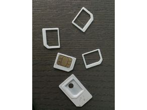 Nano to Micro sim adapter