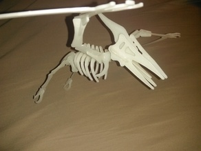 Pterodactyl for 3D Printing