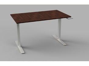 Skarsta Ikea Desk Stand