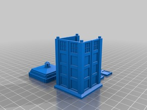 Tardis (working doors)