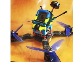 Shendrones GoPro Session Pod for Mixuko and Others