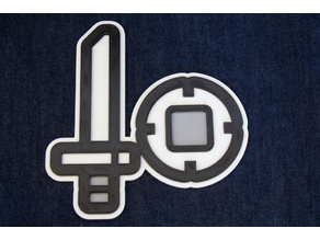 Monster Hunter - Sword and Shield Weapon Icon