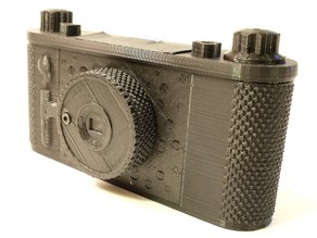 terraPin 6X9 120 film Pinhole Camera