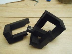 Magnetic Trefoil Knot