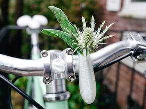 Handlebar Bike Vase